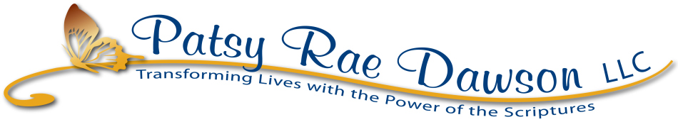 Welcome to Patsy Rae Dawson's Web site
